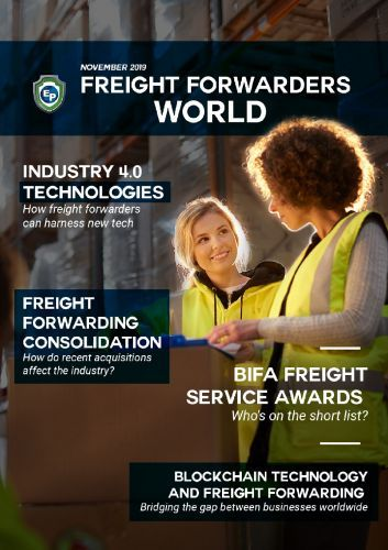 Welcome to Freight Forwarders' World Magazine's second issue!