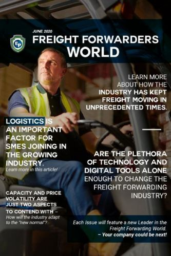 Freight Forwarding in a Pandemic | Issue 3 of Freight Forwarders' World Magazine